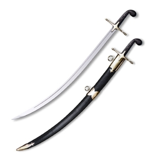 Cold Steel - Sabie Shamshir Sword